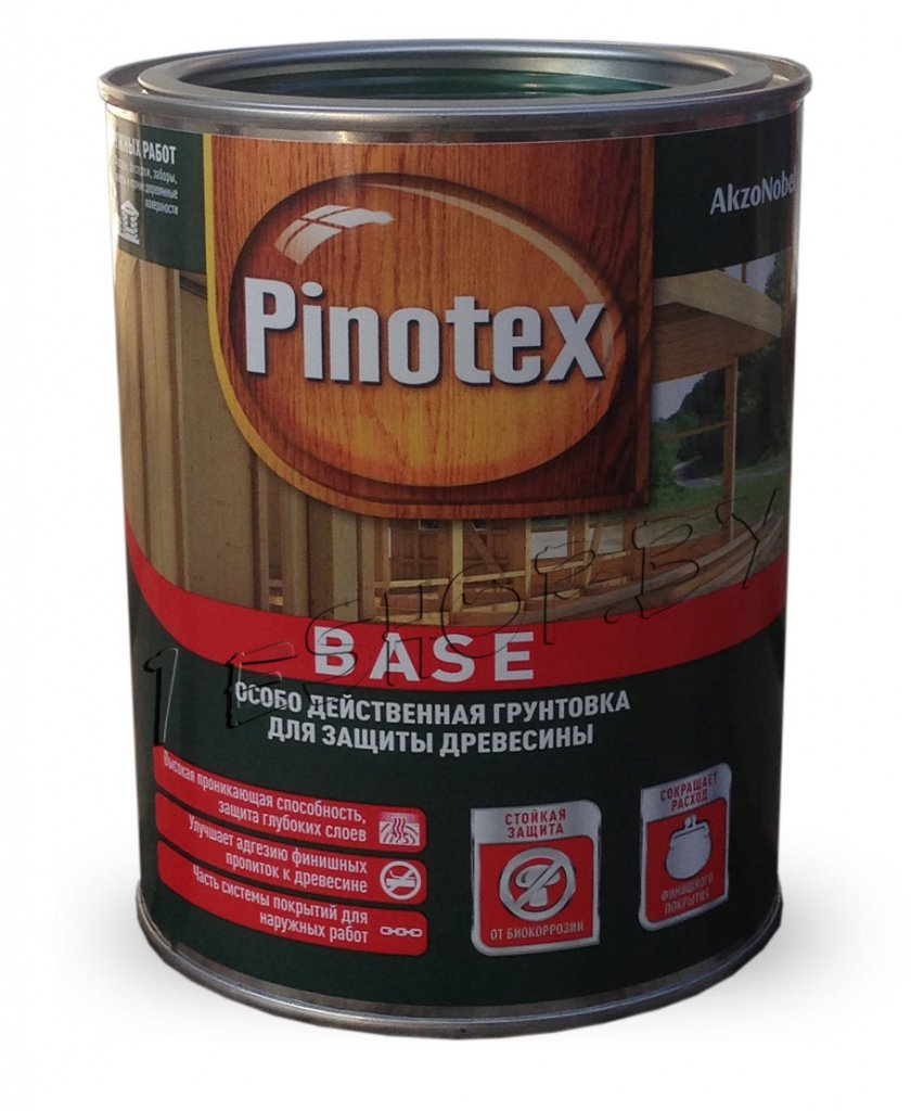 Pinotex Base. Фото N4