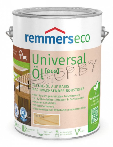 Remmers Eco Universal-Oil. Фото N4